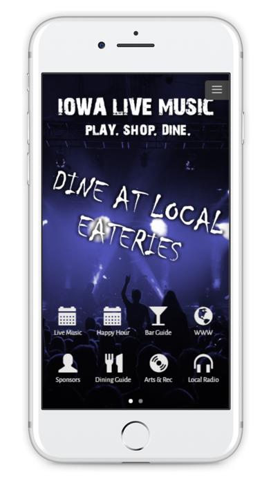 Iowa Live Music & NightlifeScreenshot of 1