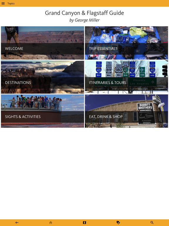 Grand Canyon & Flagstaff Guide screenshot 9