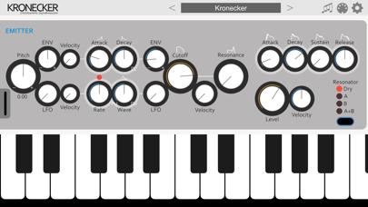 Kronecker - AUv3 Plugin Synth
