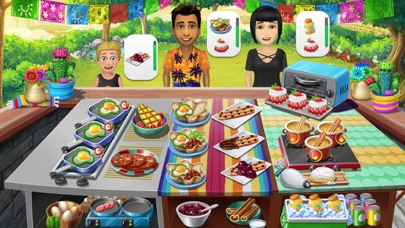 Download Virtual Families: Cook Off for Android