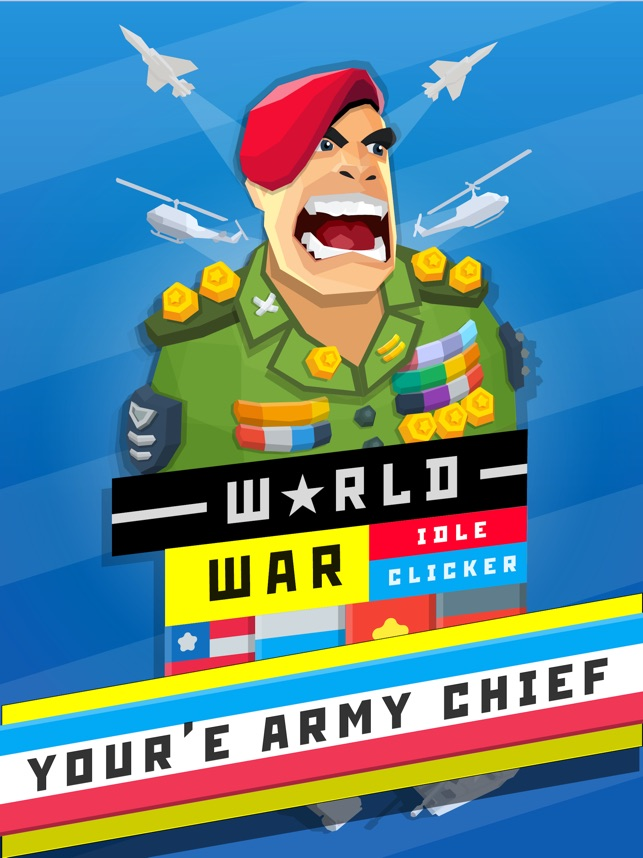 world war idle clicker on the app store