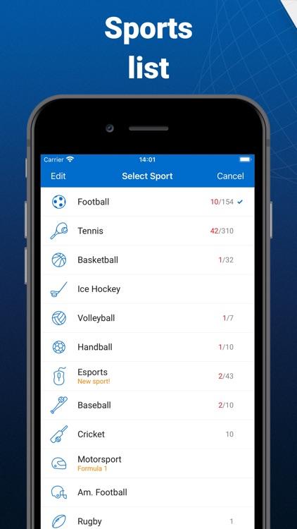 SofaScore: Live score app