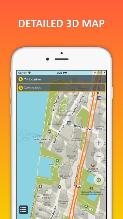 Cologne/Bonn offline map & nav screenshot-4