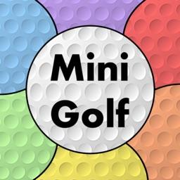 Mini-Golf Score Card