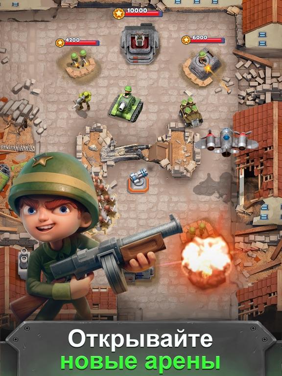 Скачать War Heroes: мультиплеер война