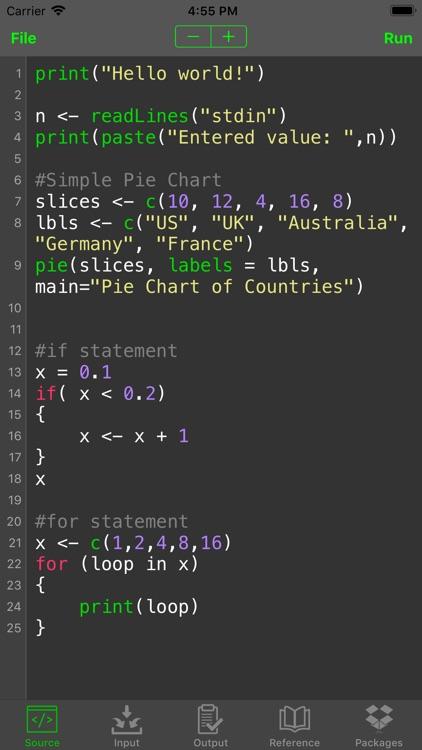 R Programming Compiler