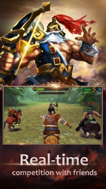 War and Conquest screenshot-3