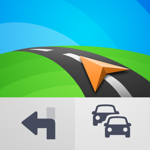Sygic GPS Navigation & Maps ios app