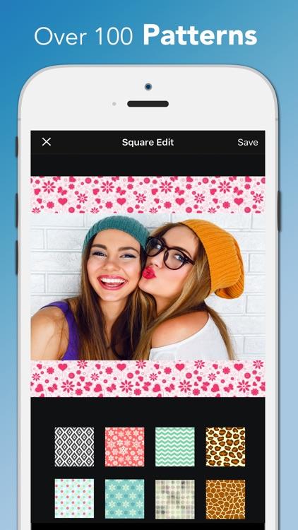 Square Edit Photo Video Editor screenshot-4