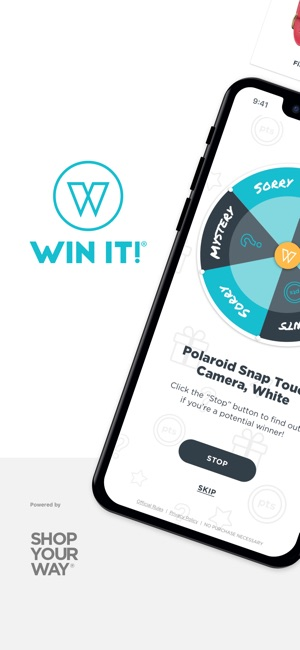 Win It! - Win What You Want on the App Store