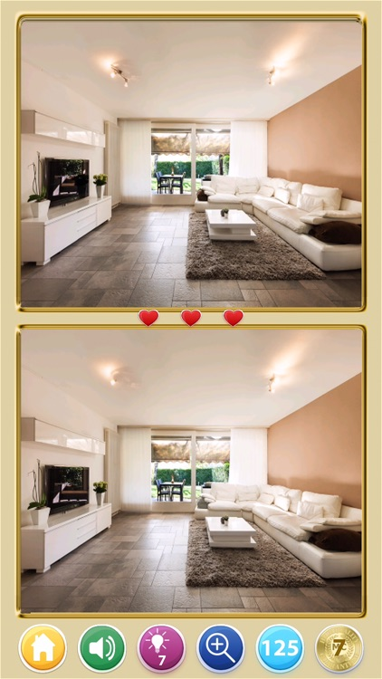 Find The Difference! Rooms HD screenshot-9