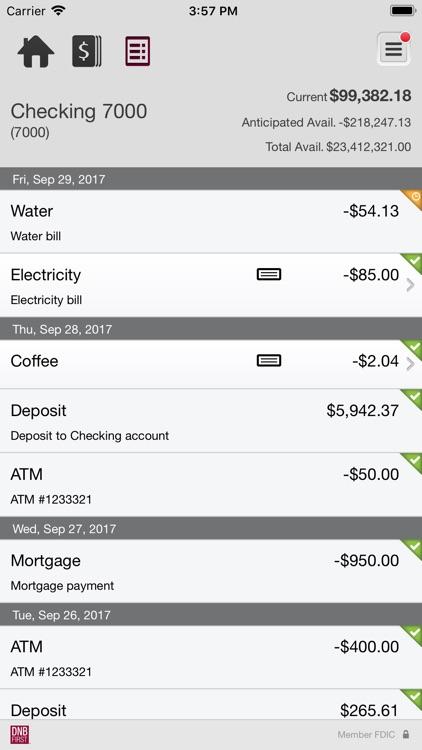 DNB First Business Mobile screenshot-4
