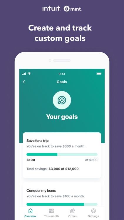 Mint: Budget & Expense Tracker screenshot-5