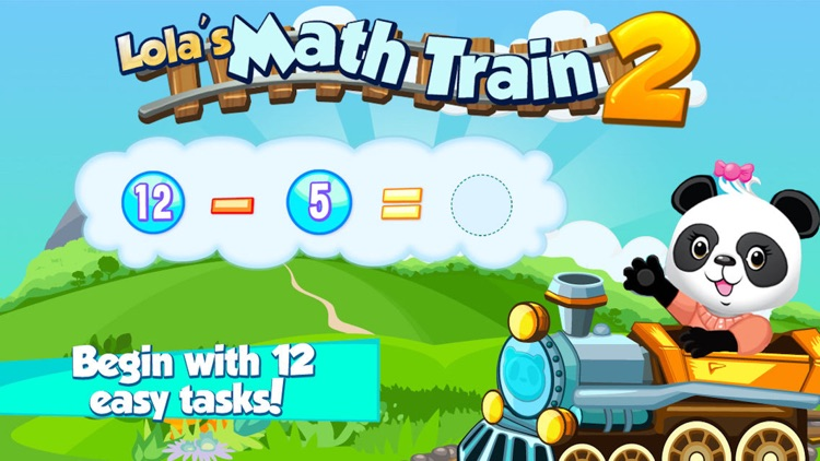 Lola's Math Train II