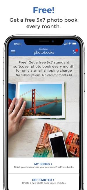 freeprints photobooks on the app store