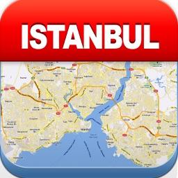 Istanbul Offline Map, Metro