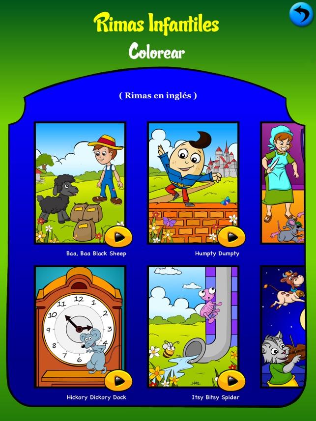 Juegos de colorear para niños en App Store