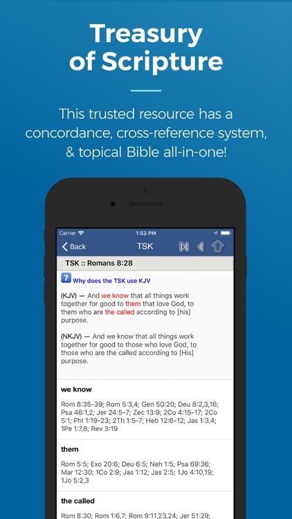 blue letter bible screenshot 2