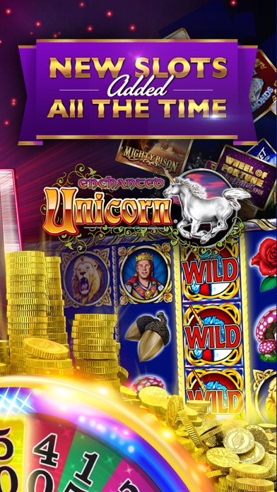 DoubleDown Casino Slots & More 4.5.5  IOS
