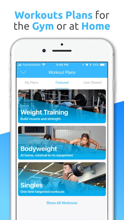 JEFIT Workout Planner Gym Log screenshot-7