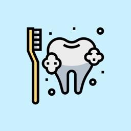 Denist Stickers - No Cavities