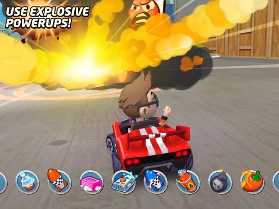 Boom Karts -Multiplayer Racing screenshot 8