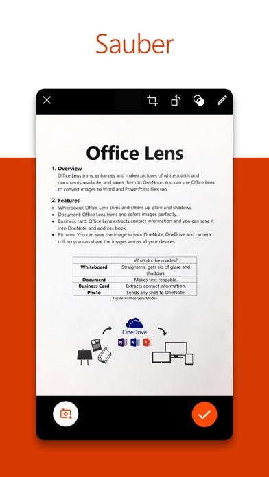 Herunterladen Microsoft Office Lens|PDF Scan für Pc
