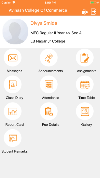 Avinash College Of Commerce screenshot 4