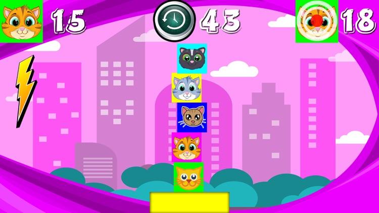 Kitty Cat Tower Blocks