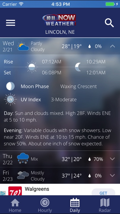 1011 NOW Weather screenshot-4