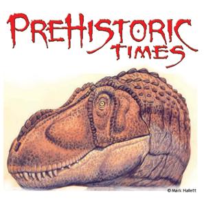 Prehistoric Times Magazine app