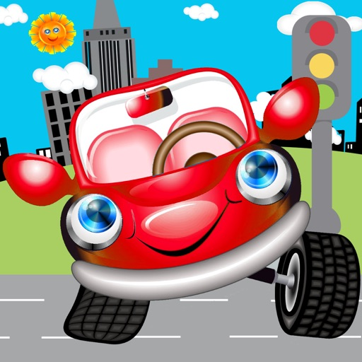 Car Puzzle Games! Racing Cars