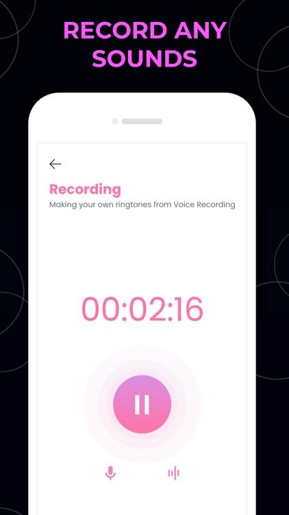 Ringtones for iPhone - Tunes screenshot-6