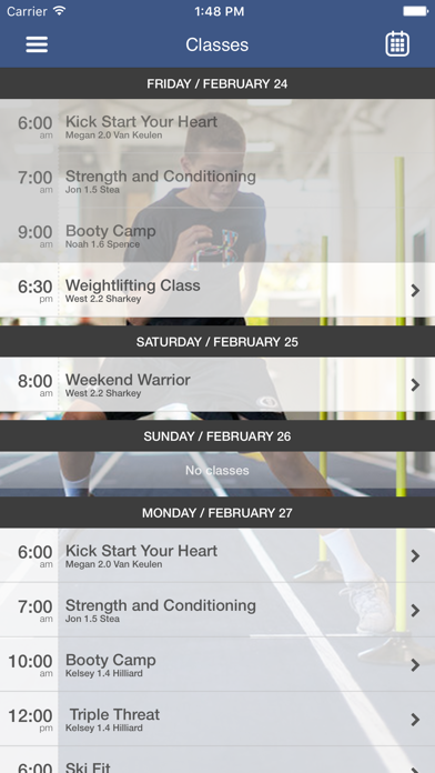 Level 10 Fitness Inc. screenshot three