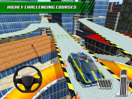 Скачать Roof Jumping: Stunt Driver Sim