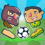 趣味足球赛:征战2018世界比赛