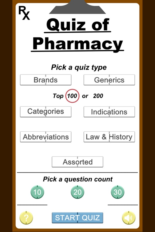 RX Quiz of Pharmacy - Online Game Hack and Cheat | Gehack com