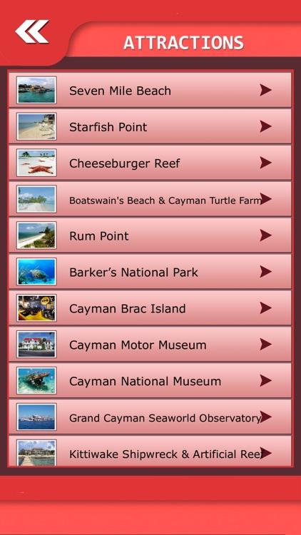 Cayman Island Tourism Guide screenshot-3