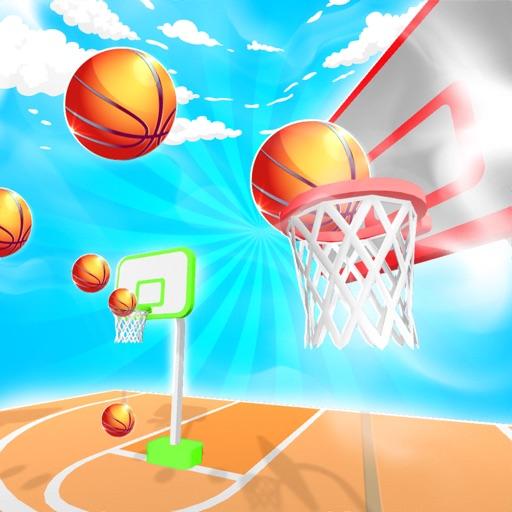 Basketball Run 3D