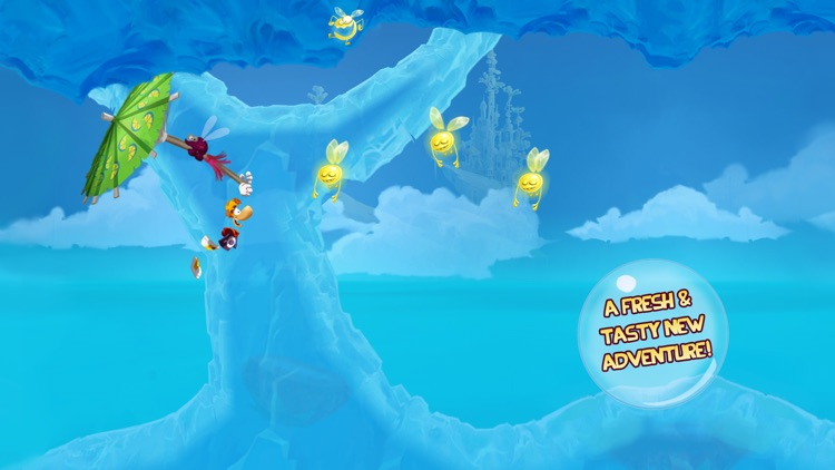 Rayman Fiesta Run screenshot-0