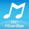 音楽MP3・ポッドキャストプレイヤー - MixerBox