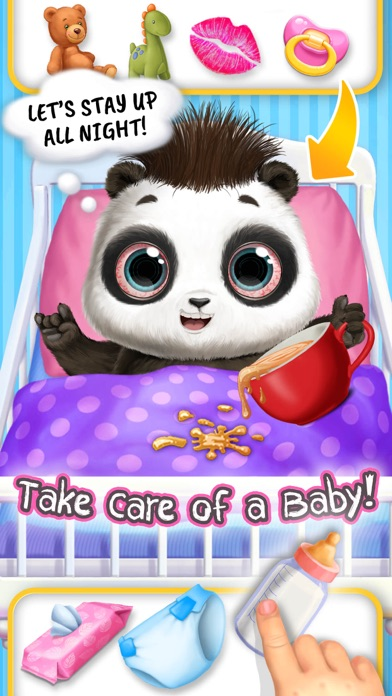 Panda Lu Baby Bear World screenshot 4