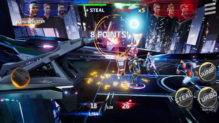 Ultimate Rivals: The Court screenshot-6