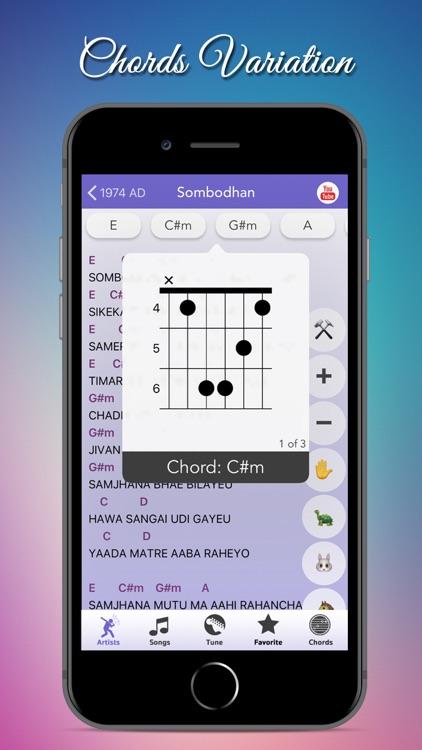Nepali Chords and Lyrics screenshot-4