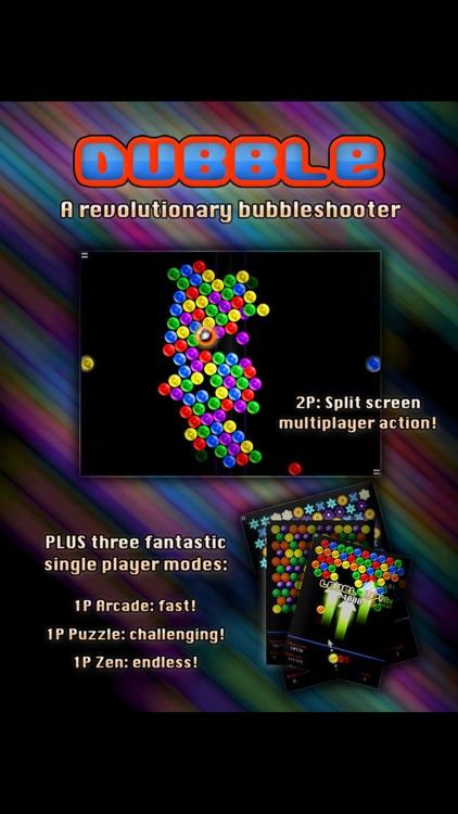Dubble Bubble Shooter HD screenshot-4