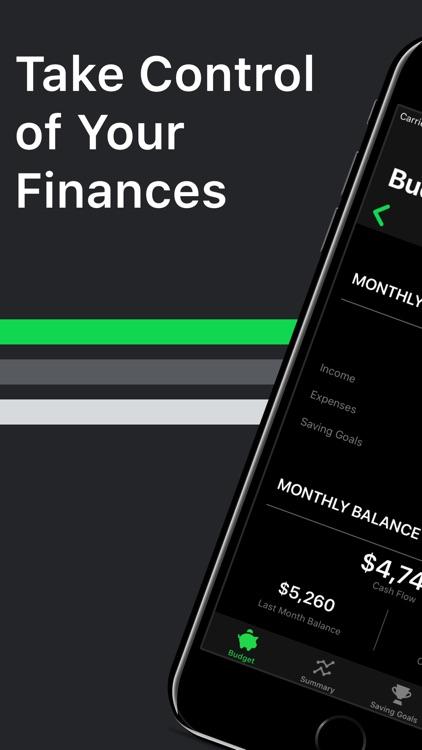 Cash Control Financial Planner screenshot-0