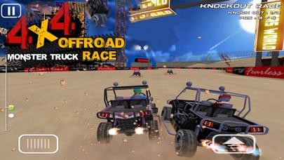 4x4 OffRoad Monster Truck Raceのおすすめ画像2