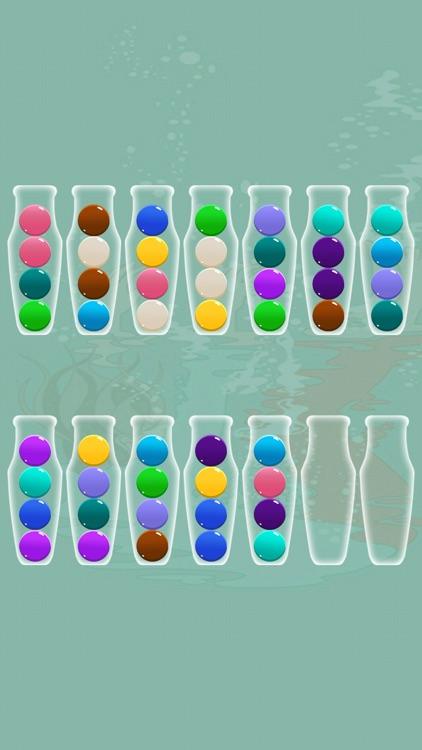 球类拼图 - Ball Sort Puzzle screenshot-3