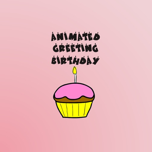 Animated Birthday Stickers