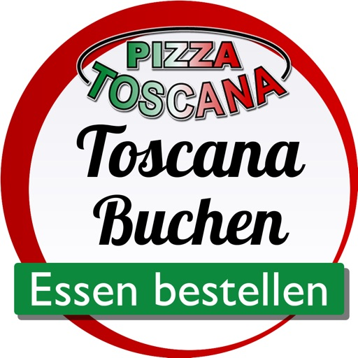 Pizza Toscana Buchen
